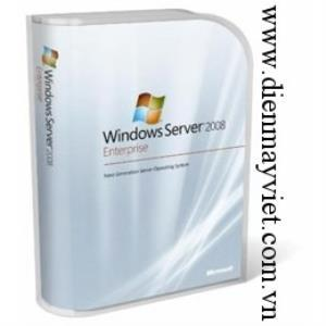 Windows Svr Ent 2008 R2 w/SP1 x64 English 1pk DSP OEI DVD 1-8CPU 25 Clt (P72-04458)