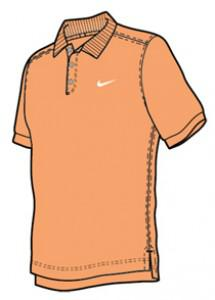 Áo Golf Nike Nam Fashion Stitch Polo 417448-828 417448-828