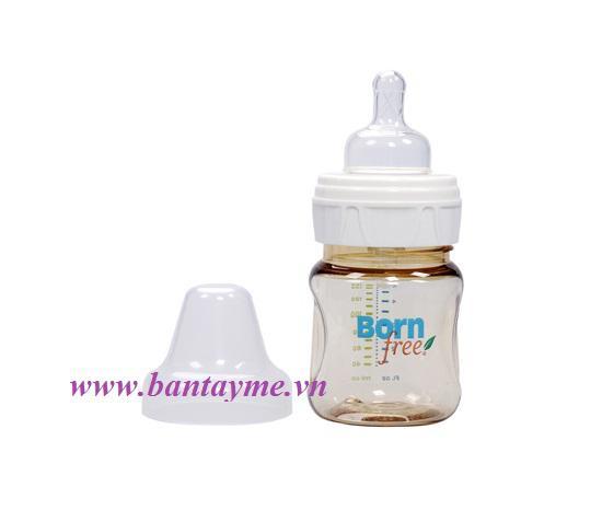 Bình sữa nhựa PES cao cấp Born Free  - 150ml