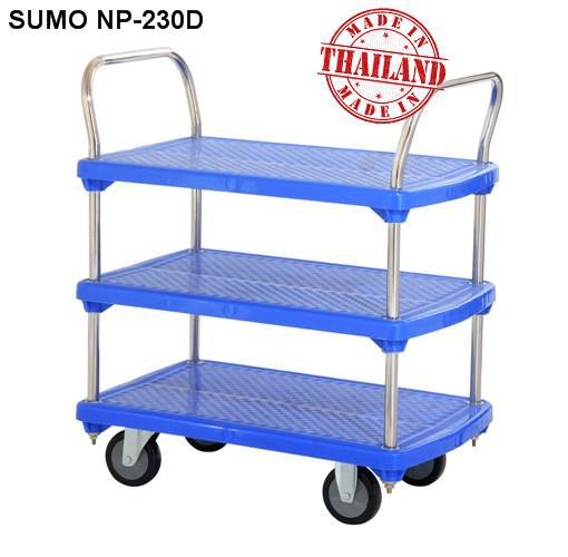 Xe đẩy hàng SUMO NP-230D