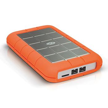 HDD Lacie Rugged tripple  1TB 2.5