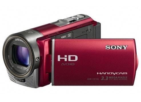 Máy quay Sony Handycam HDR-CX130E/R