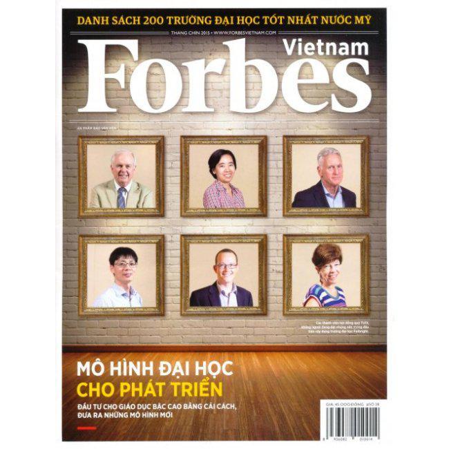 Forbes Việt Nam - Số 28 (Tháng 9/2015)
