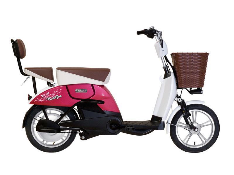 Xe đạp điện Yamaha Cute Girl F