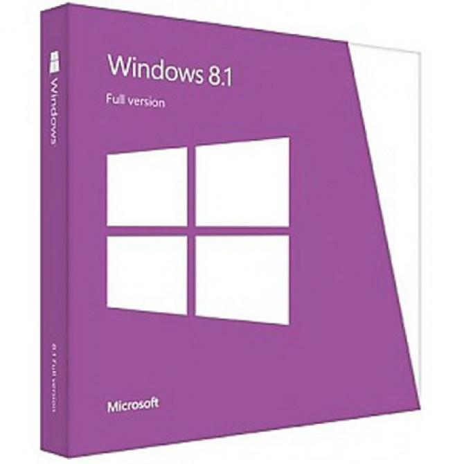 Phần mềm Microsoft Windows 8.1 single language 64bOEI