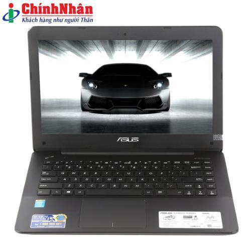 Asus K455LD-WX183D - BLACK PLASTIC