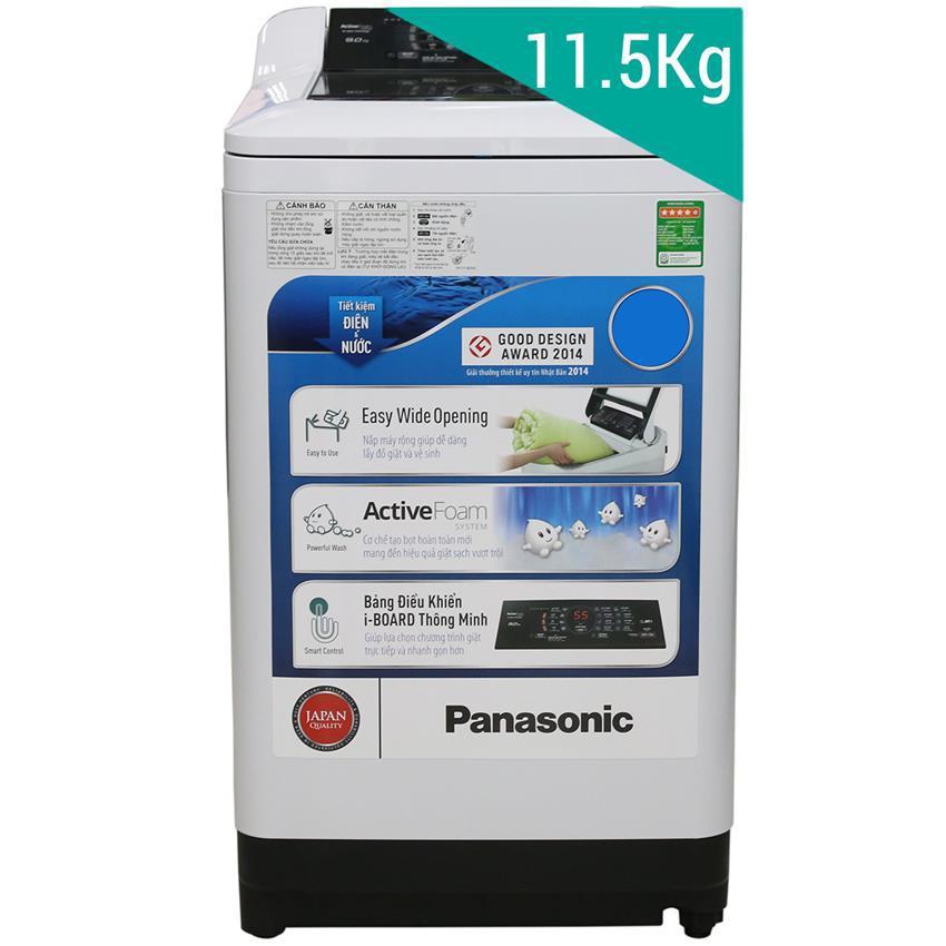 Máy giặt PANASONIC NA-F115A1WRV