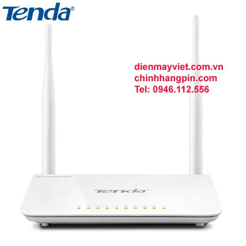 Tenda N60 Wireless N600 Concurrent Dual-band Gigabit Router