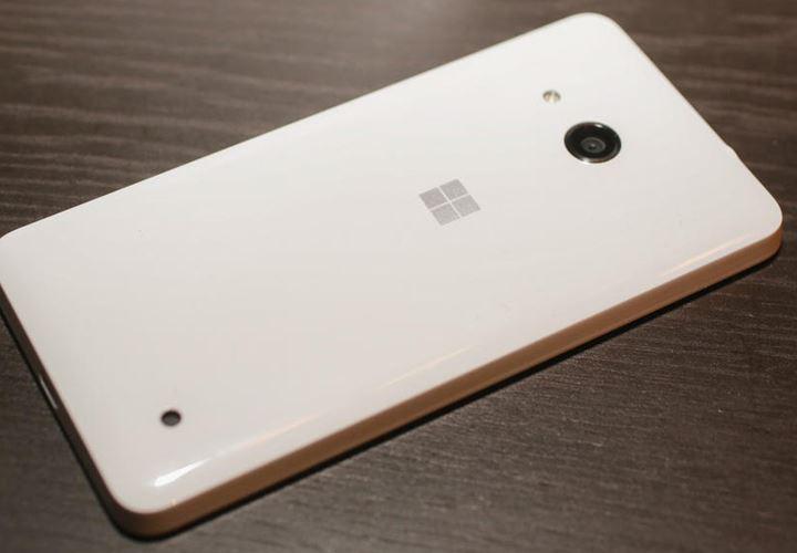 Điện thoại  Microsoft Lumia 550