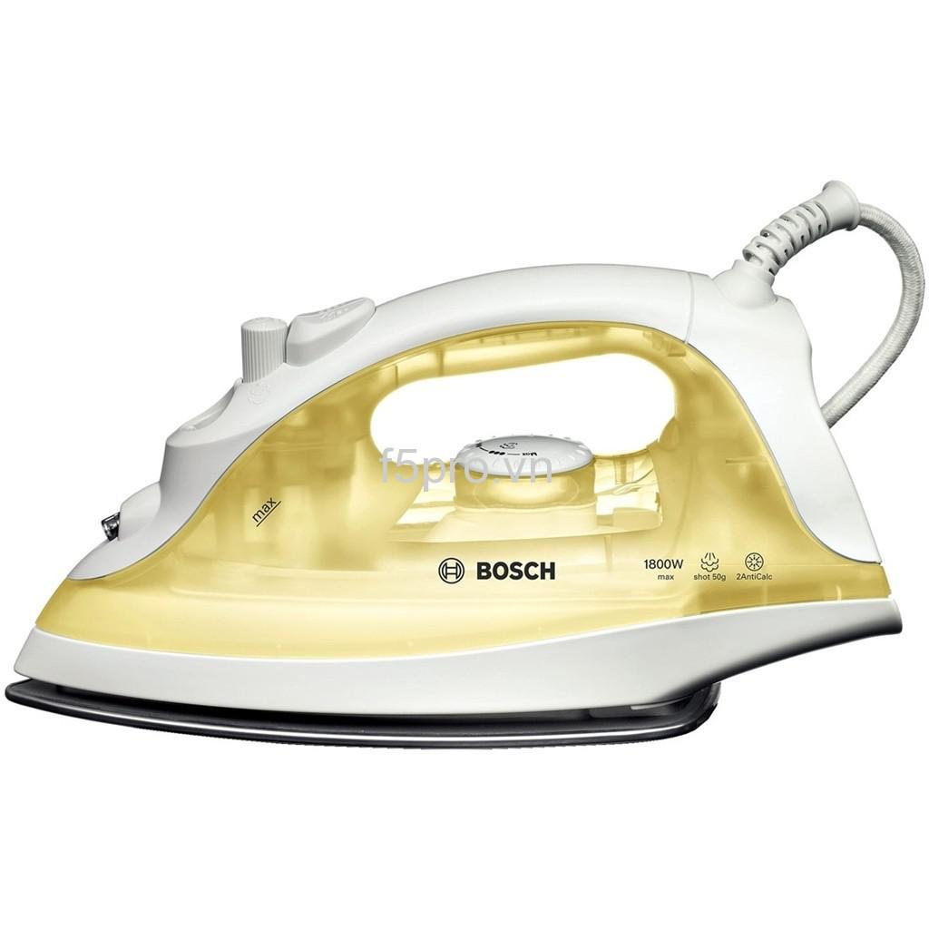 Bàn là hơi nước Bosch TDA2325