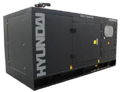 Máy phát điện Hyundai-DHY25KSE- 25 KVA