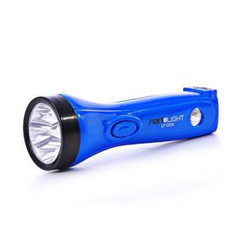 Đèn pin LED sạc Nanolight LT-004 (Xanh)