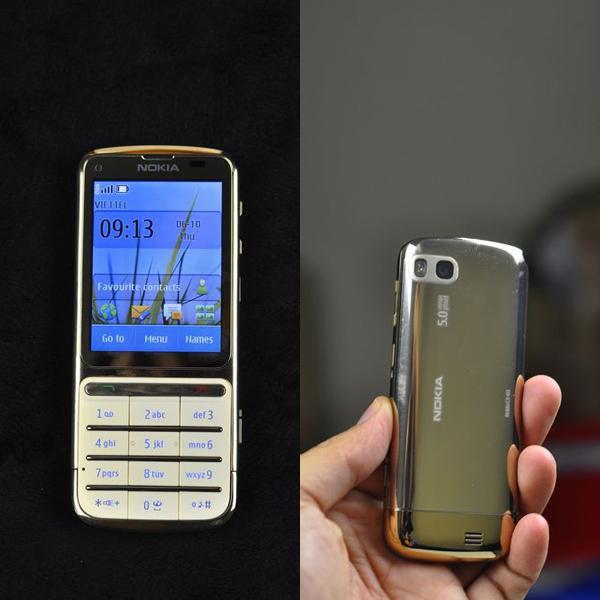 Điện thoại  Nokia C3-01.5