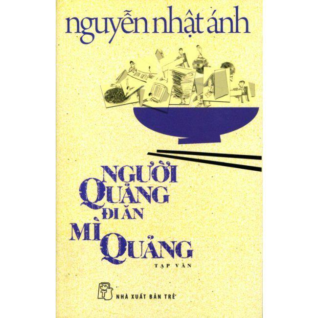 Người Quảng đi ăn mì Quảng
