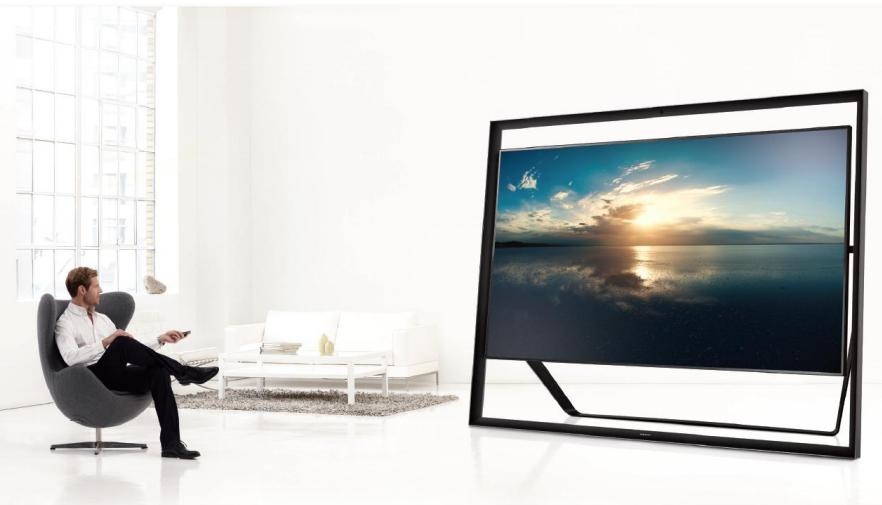 Tivi Samsung Flat Panel TV 85S9000 85 inch