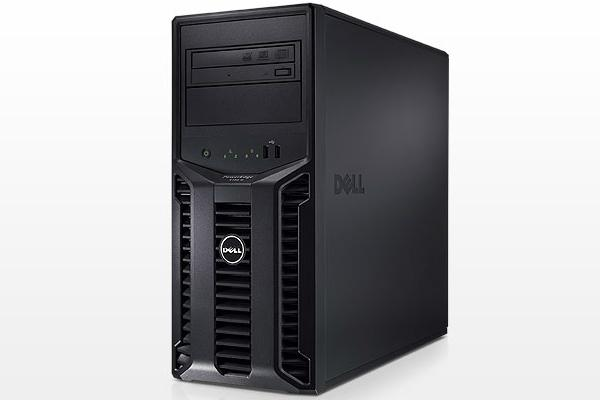 Dell PowerEdge T110 II - Tower Chassis