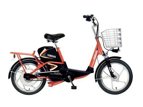 Xe đạp điện Yamaha ICATS H4