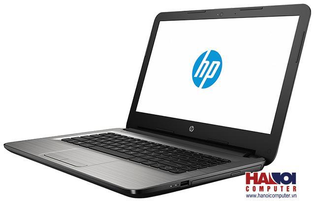 LAPTOP HP 14 - AM049TU (X1G96PA) (Bạc)