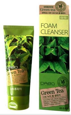 Sữa rửa mặt DABO tinh chất trà xanh 180ml