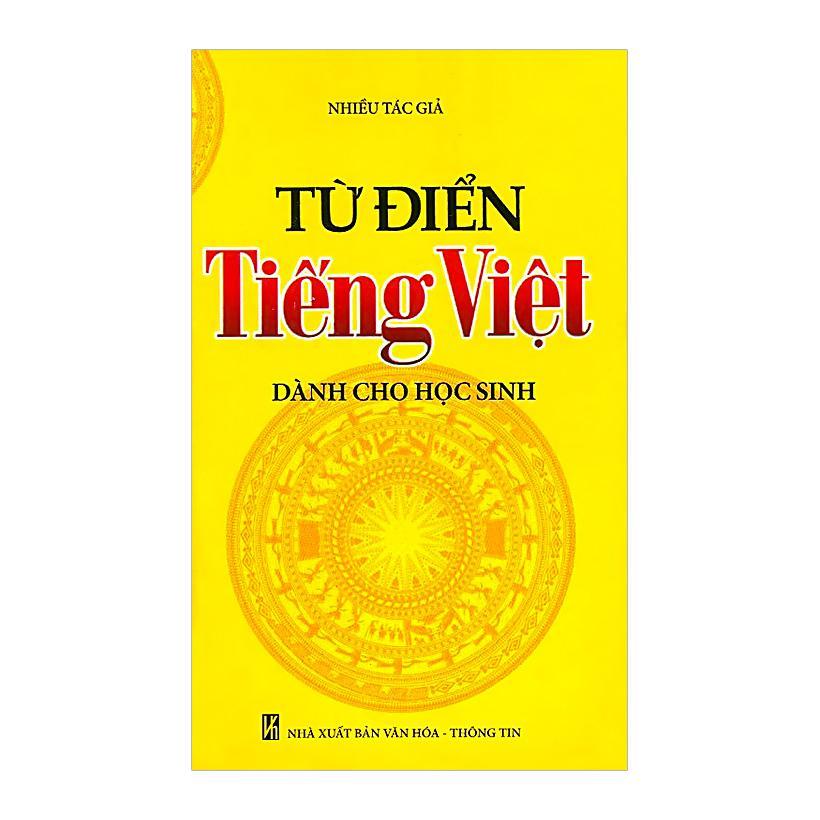 Từ Điển Tiếng Việt - Dành Cho Học Sinh