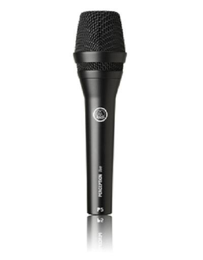 Micro Karaoke AKG P5S chất lượng cao, giá tốt nhất tai audio Việt Hưng