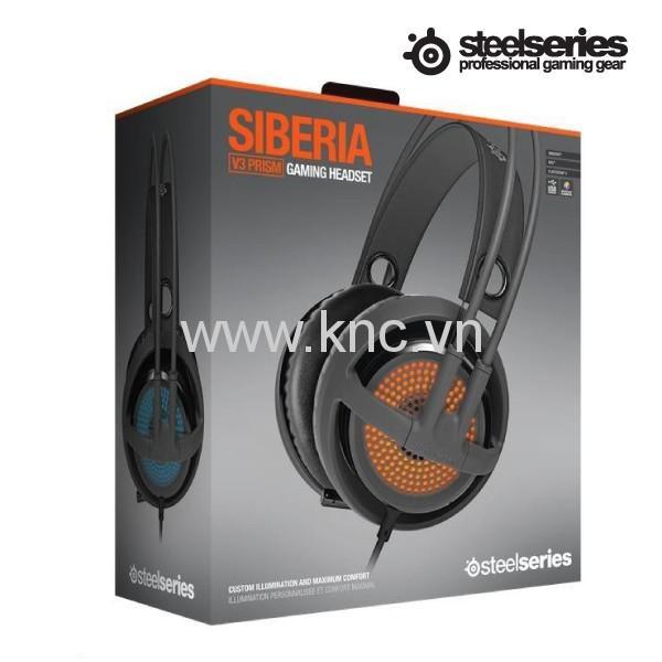 Tai nghe Siberia V3 Prism Gaming Entertainment Headset (51201)