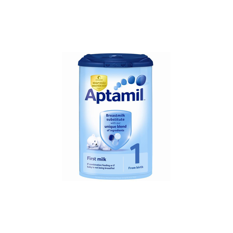 Sữa Aptamil Số 1 900g
