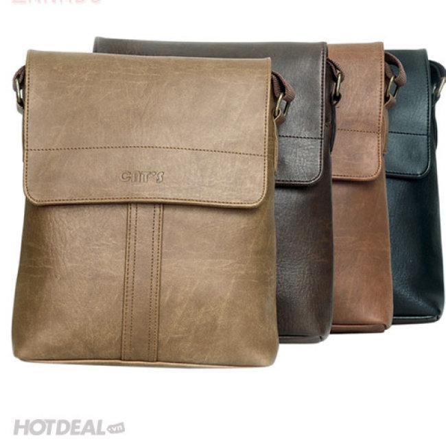 Túi Da Đeo Chéo iPad 08 CNT BH 1 Năm