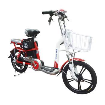 Xe đạp điện i-CITY S Đỏ