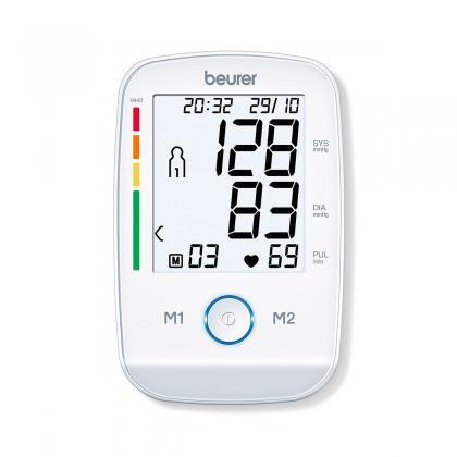 Máy đo huyết áp bắp tay Adapter Beurer BM45 (trắng)