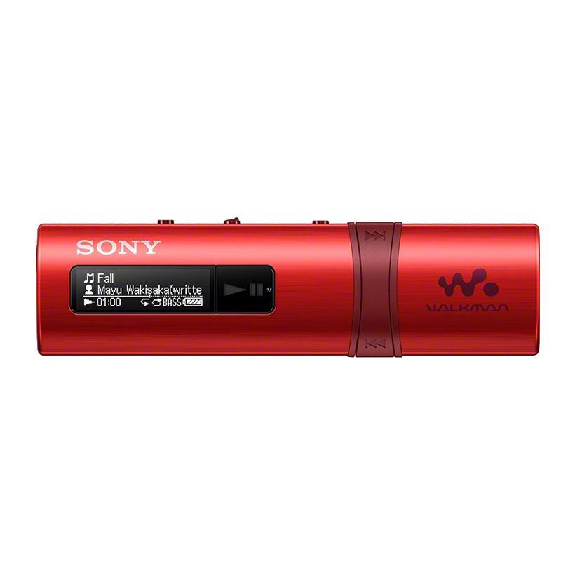 Máy nghe nhạc MP3 Sony NWZ-B183F Đỏ