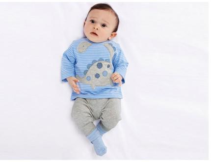 Bộ thun dài Little Maven cho bé từ 12 tháng đến 6 tuổi