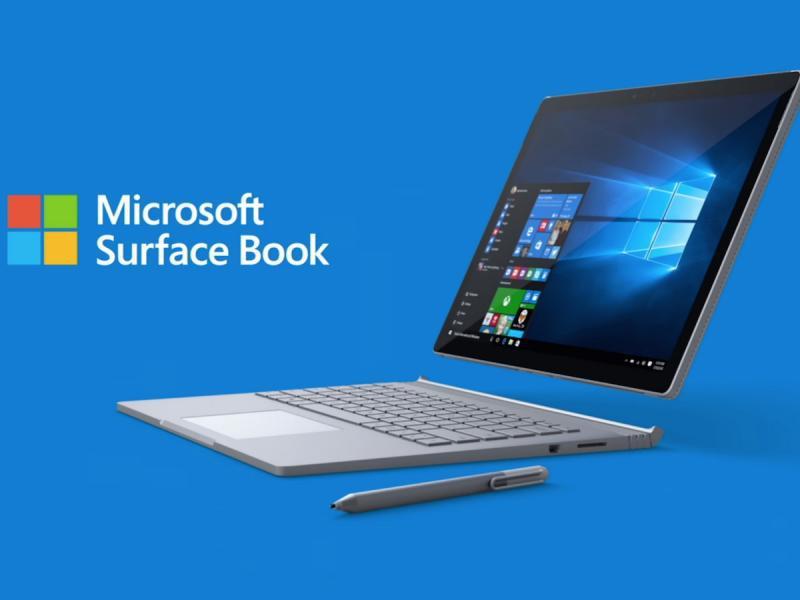 Máy tính bảng Microsoft Surface Book - i5 / 8GB / 128GB