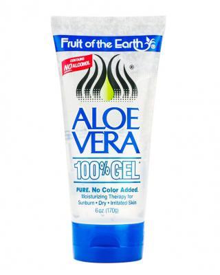 Gel dưỡng da Aloe Vera 100% Gel 170g - F136