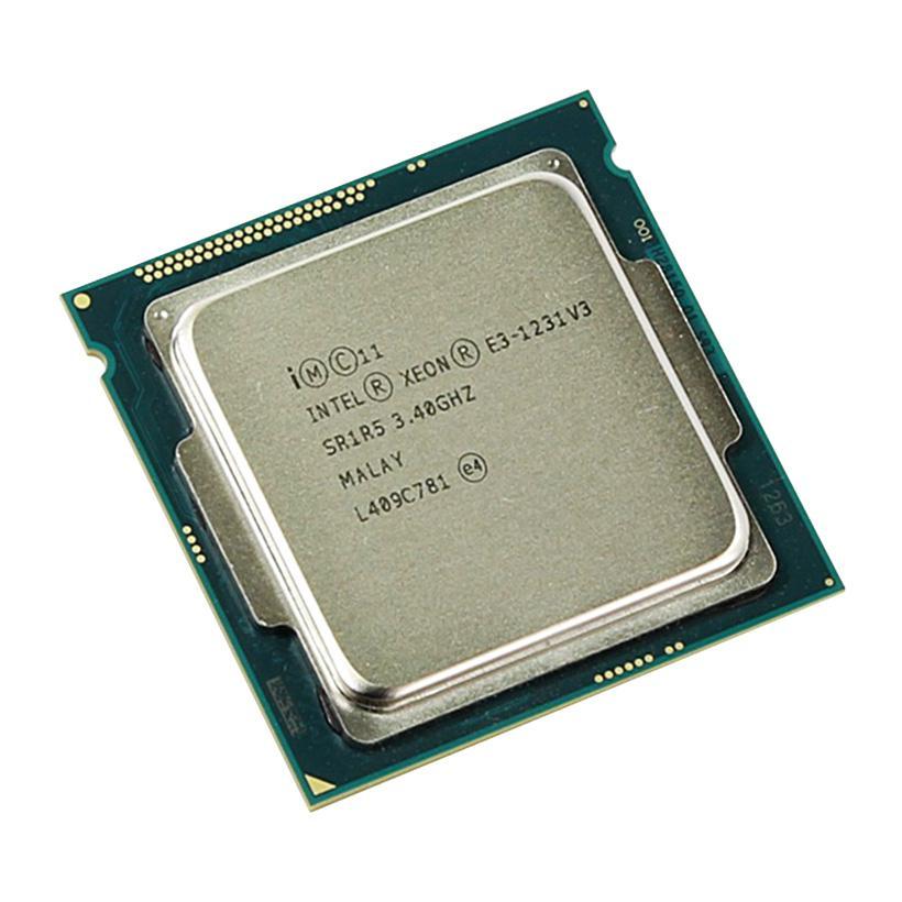 Bộ vi xử lý Intel Xeon E3-1231 V3 3.4GHz Turbo 3.8GHz / 8MB / Socket 1150