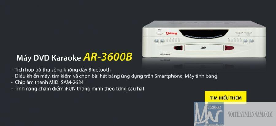 ĐẦU KARAOKE ARIRANG AR-3600B