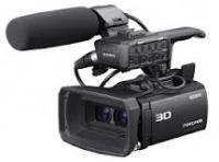 Máy quay Sony NXCAM HXR-NX3D1P