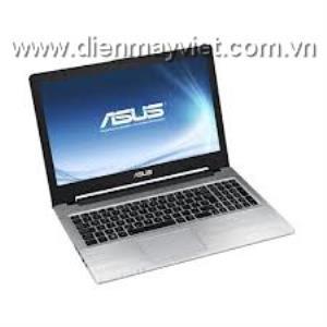 Laptop Asus K56CM - XX054H - Vỏ nhôm, siêu mỏng - Màu đen