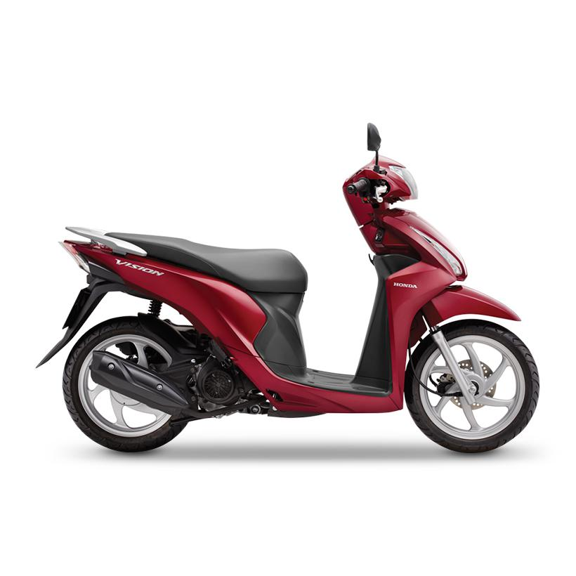 Xe máy Honda Vision 2015 phiên bản thời trang