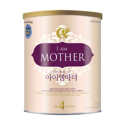 Sữa I am mother số 4 400gr (Hàn Quốc)