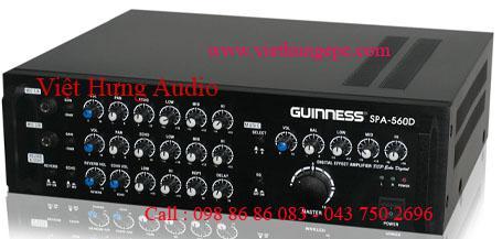 Amply Karaoke GUINNESS SPA-560D