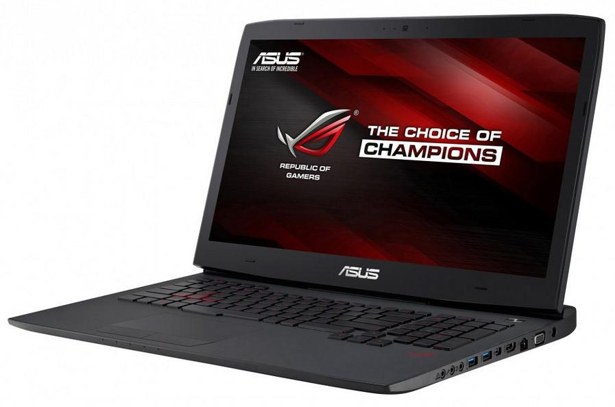 ASUS ROG G751JY-DH71, GeForce GTX 980M Graphics