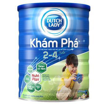 Sữa bột Dutch Lady Khám phá 900g