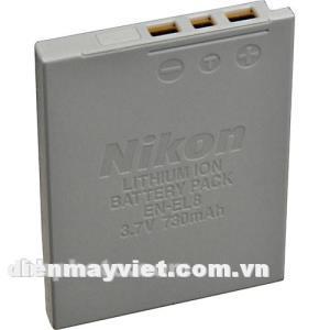 Sạc pin Nikon MH 62 (Pin EN-EL8)