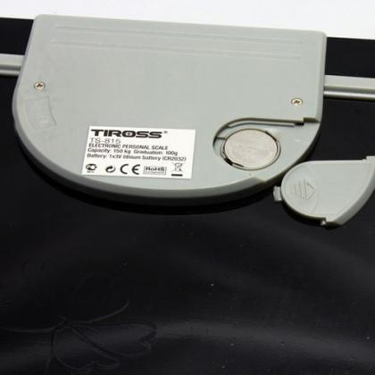 Cân sức khỏe điện tử siêu mỏng Tiross TS815