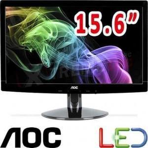 """Màn hình AOC LED 15.6"""" E1660Sw"""