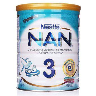 Sữa Nan ( Nga ) - Số 3 400g