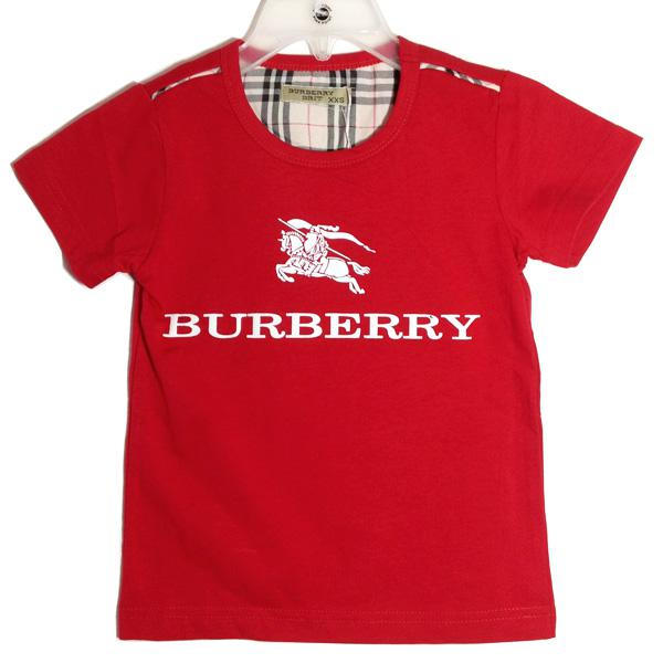 Áo thun bé trai Burberry ATBT1
