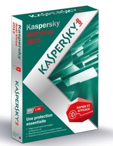 Phàn mềm AntiVirus Kaspersky KAV 3U - 2012