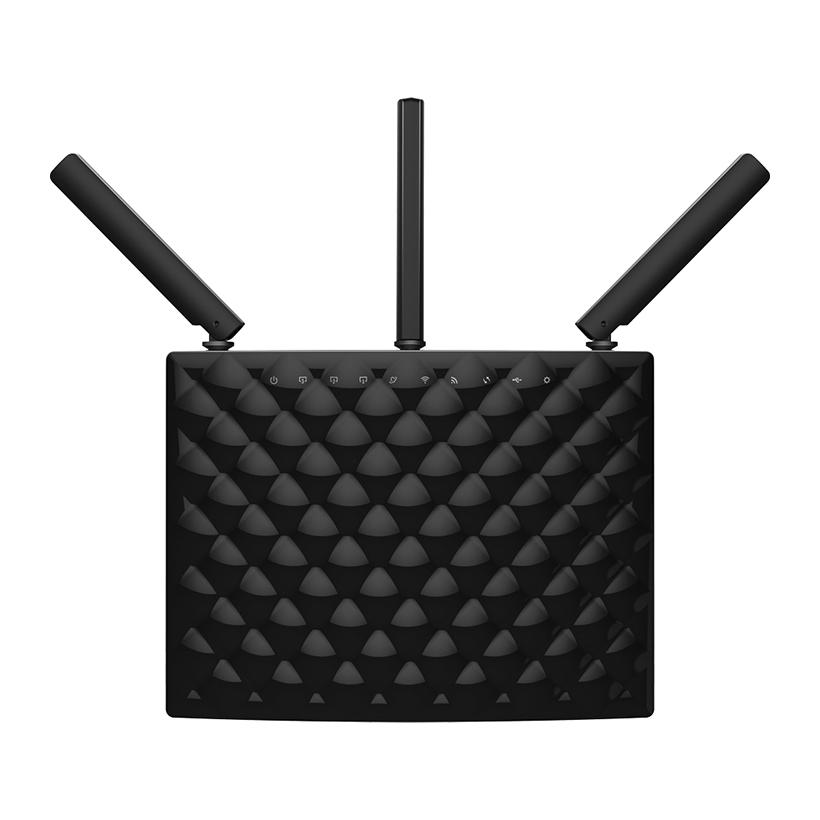 Bộ phát Wifi Tenda AC15 Đen